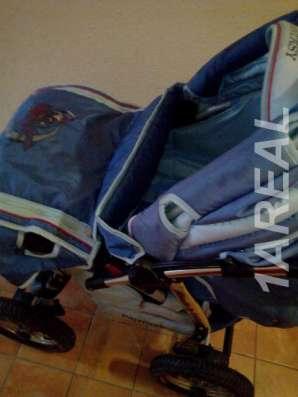 Продаётся коляска трансформер в Химках Фото 1