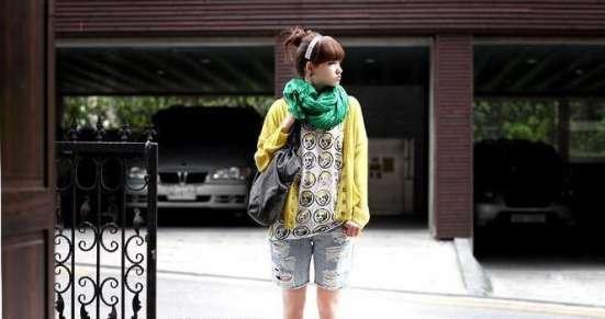 Зелёный шарф - жатка в Перми Фото 1