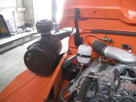 Урал 4320, ЯМЗ-236, с консервации пробег 7 т.км. капремонт 2016 г.