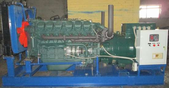 Дизельная электростанция 315 кВт ЯМЗ