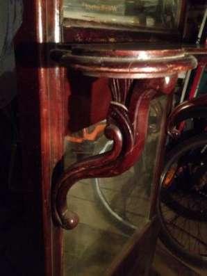 Антикварное зеркало 1823 года производства. в Раменское Фото 1