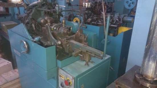 Продам станки: токарно-винторезные, затыловочный, автоматы п