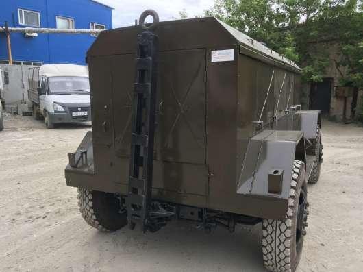 Продаем компрессорную станцию УКС-400 с консервации