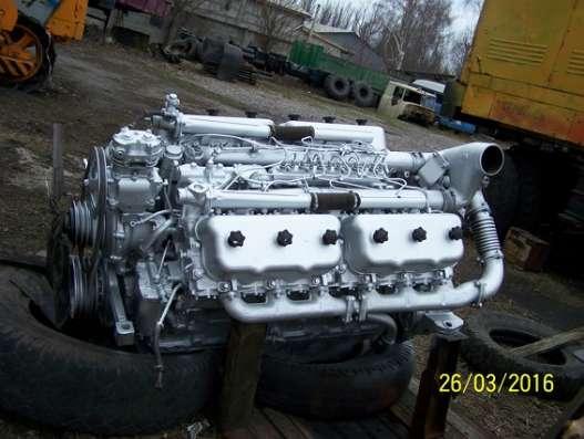 Двигатель ЯМЗ-240, после капитального ремонта
