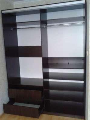 Шкафы купе на заказ в Омске Фото 1