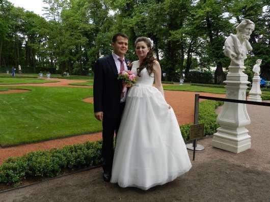 Продаю свадебное платье в Санкт-Петербурге Фото 1