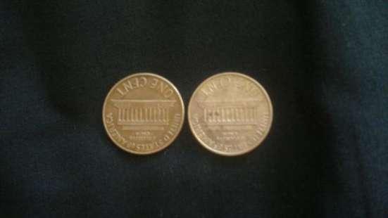 монеты Liberty1969(D) и 1974 -перевертыши в г. Костанай Фото 1