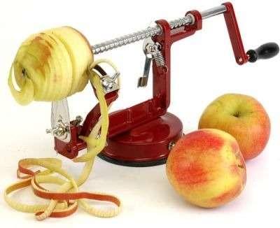 Машинка для чистки и нарезки яблок