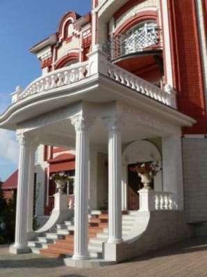 Фасадная лепнина - прекрасный лепной декор в Чебоксарах Фото 6