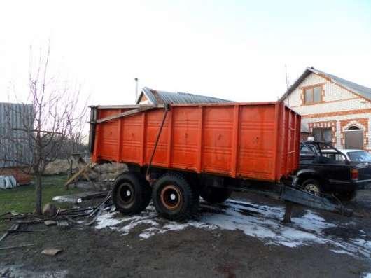 Тракторный прицеп ОЗТП 9557 сармат в Краснодаре Фото 3