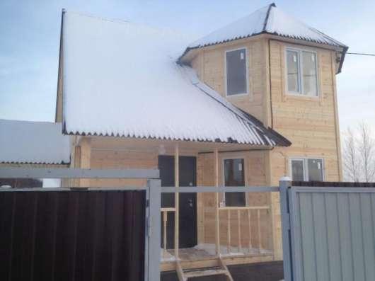 Продажа: дом 105 кв.м. на участке ИЖС 9 сот