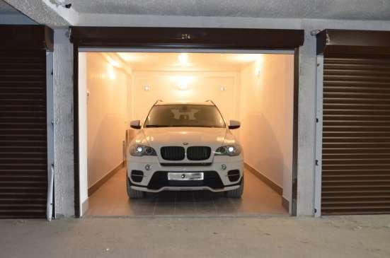 Новый встроенный гараж 19 м2 с отделкой на ПОР 32