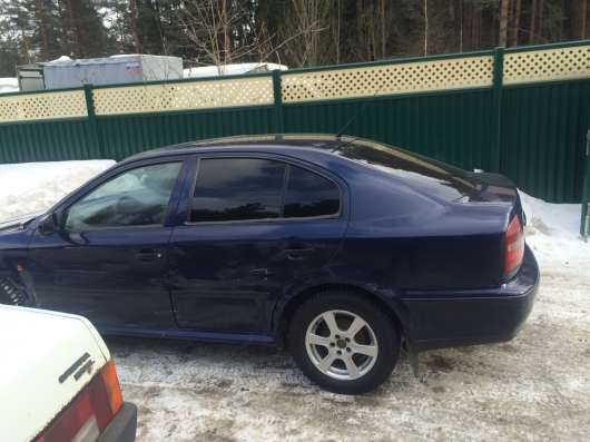 Продажа авто, Skoda, Octavia, Механика с пробегом 300 км, в г.Семенов Фото 1