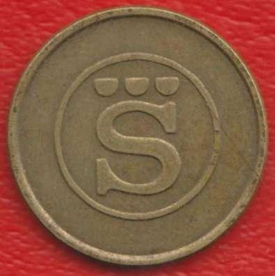 Жетон игровой Sporrong Швеция 19 мм S