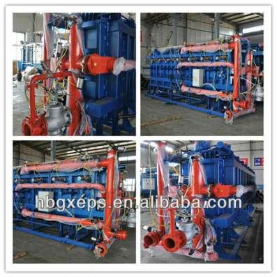 Строительство EPS пеноблоков формовочная машина в г. Shijiazhuang Фото 5