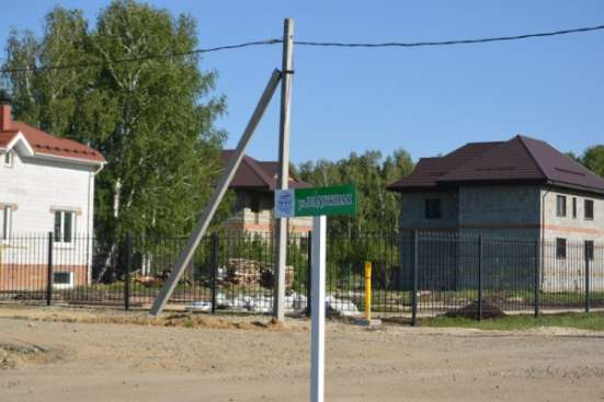 Участок рядом с озером Б.Кременкуль
