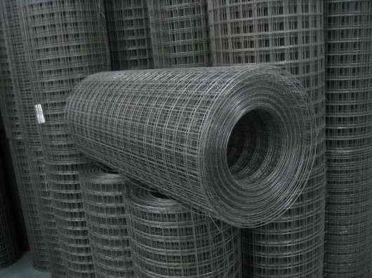 Рулонная кладочная сетка с бесплатной доставкой в Краснодаре Фото 1