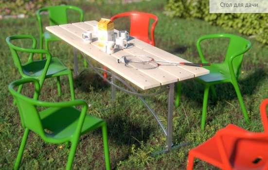 Дачные столы в Георгиевске Фото 1