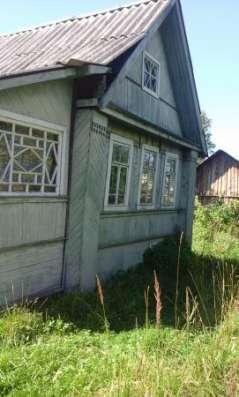 дом 1-этажный дом 48 м² (бревно) на участке 17 сот