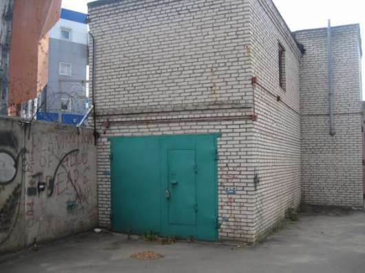 Охраняемый гараж в центре города
