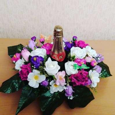Украшение бутылок к празднику! в Москве Фото 2