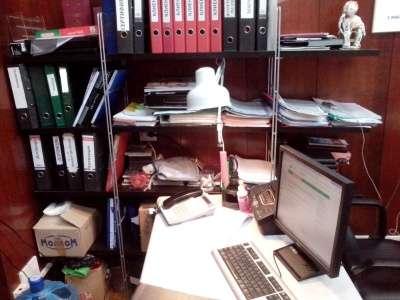 Б/У мебель офисная столы стулья