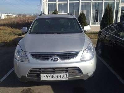 автомобиль Hyundai ix55