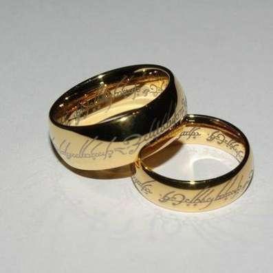 Уникальные кольца