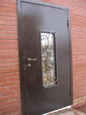 Изготовим входные металлические двери