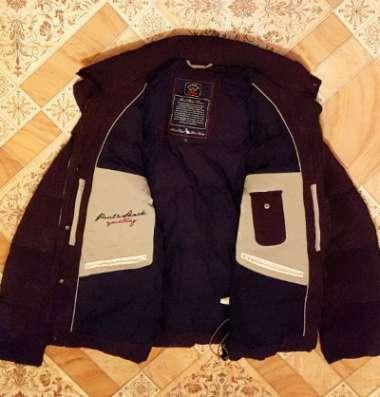 Черная куртка paul shark paul shark 180/100B