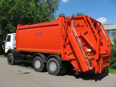 грузовой автомобиль МАЗ КО-427-90 в Омске Фото 2