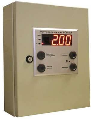 """Электронный пост подкачки шин АПП-200. ТД """"Энергия"""""""
