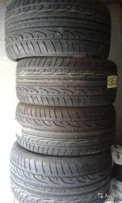 Новые немецкие Dunlop 245 45 18 Sport Maxx MO