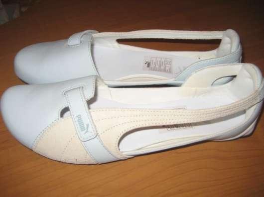 PUMA балетки