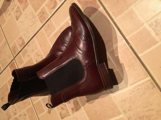 Новые ботиночки massimo dutti 37