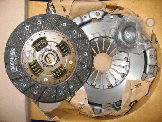 Комплект сцепления Hyundai Tucson / KIA Sportage 04-10 Valeo