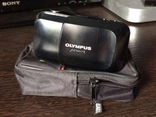 """Фотоаппарат Olympus """"M(mju:j-1"""" в Одинцово Фото 1"""
