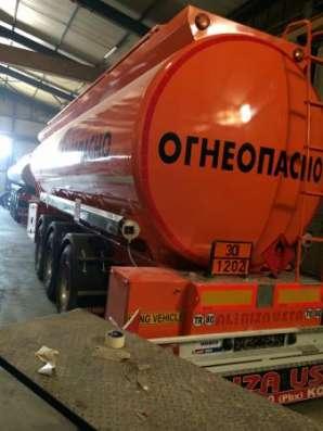 Полуприцеп бензовоз ARU 40 000 литров