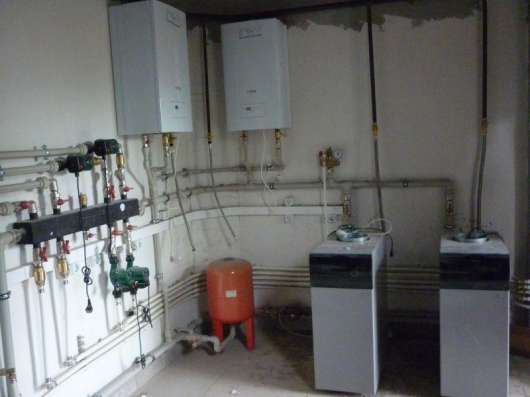 Водоснабжение отопление сантехника плитка Дома и на даче Рем