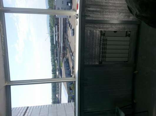 Утепление лоджии под жилое ( система встроенного балкона ) в Красноярске Фото 3