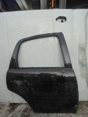 дверь задняя правая на С3 (Citroen C3)
