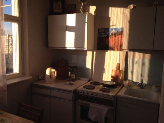 Продается квартира, 1 комнатная, вторичное жилье, общая площ