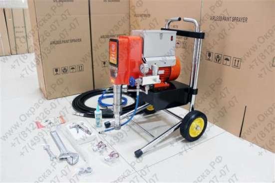 Профессиональный окрасочный аппарат AS-8000