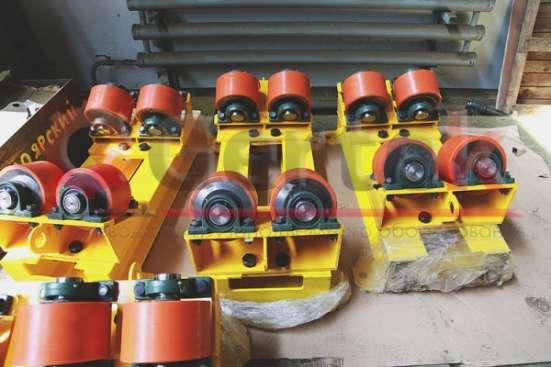 Опоры роликовые ОРБ-15 ОРБ-20