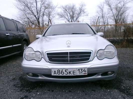 Продажа авто, Mercedes-Benz, C-klasse, Механика с пробегом 180000 км, в Волжский Фото 3