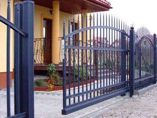 Комплектующие для откатных ворот любого типа