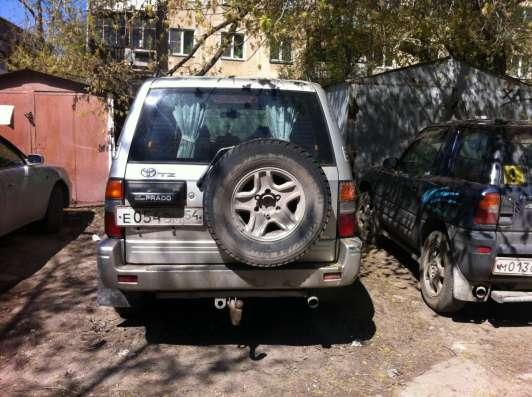 Автомобиль продажа ТЛК ПРАДО