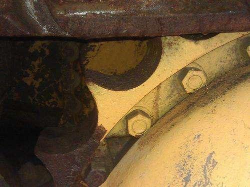 Трубоукладчик KOMATSU 355, 58 т, 1989 г, 900 м/ч