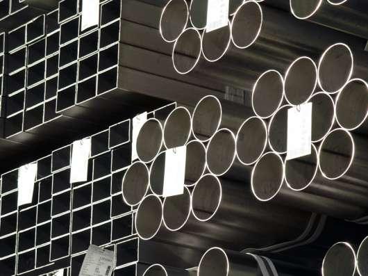 Труба металлическая профильные и круглые