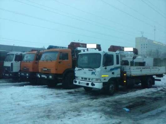 Аренда манипулятора в Нижнем Новгороде Фото 1